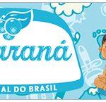 Rótulo Guaraná Caculinha Adeus Fraldinha