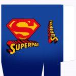 Sacolinha Super Pai Kit Presente Dia dos Pais - parte 1