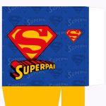 Sacolinha Surpresa Kit Presente Super Pai - parte 2
