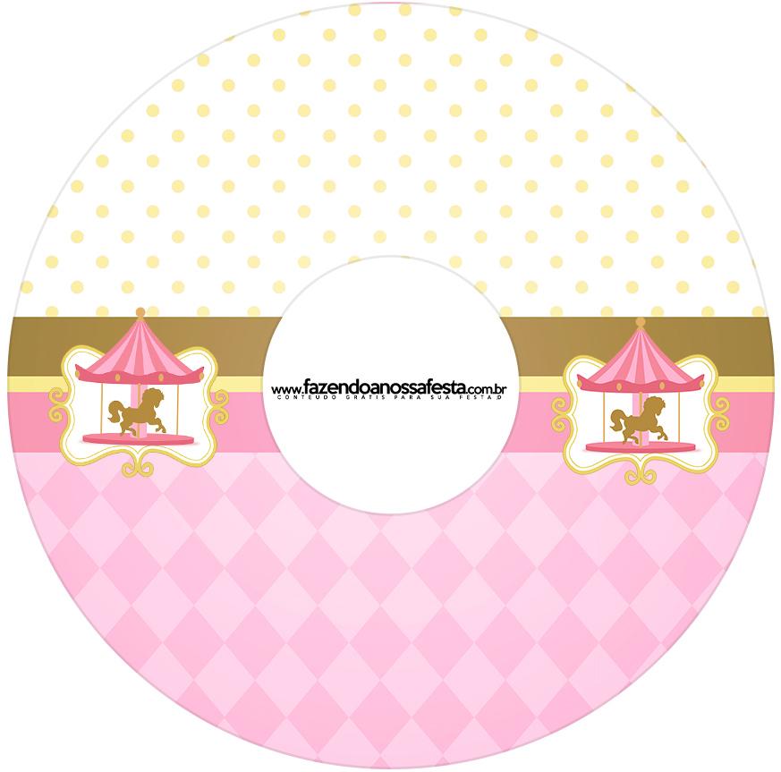 CD DVD Carrossel Encantado
