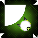 Caixa Bombom Miraculous Cat Noir - parte 1