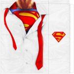 Caixa Maizena Kit Super Pai Camisa - parte 1