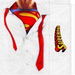 Caixa Maizena Kit Super Pai Camisa - parte 2