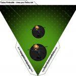 Caixa Piramide Miraculous Cat Noir