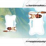 Envelope CD DVD Mini Kit Moana