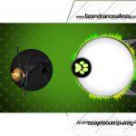 Envelope CD DVD Miraculous Cat Noir