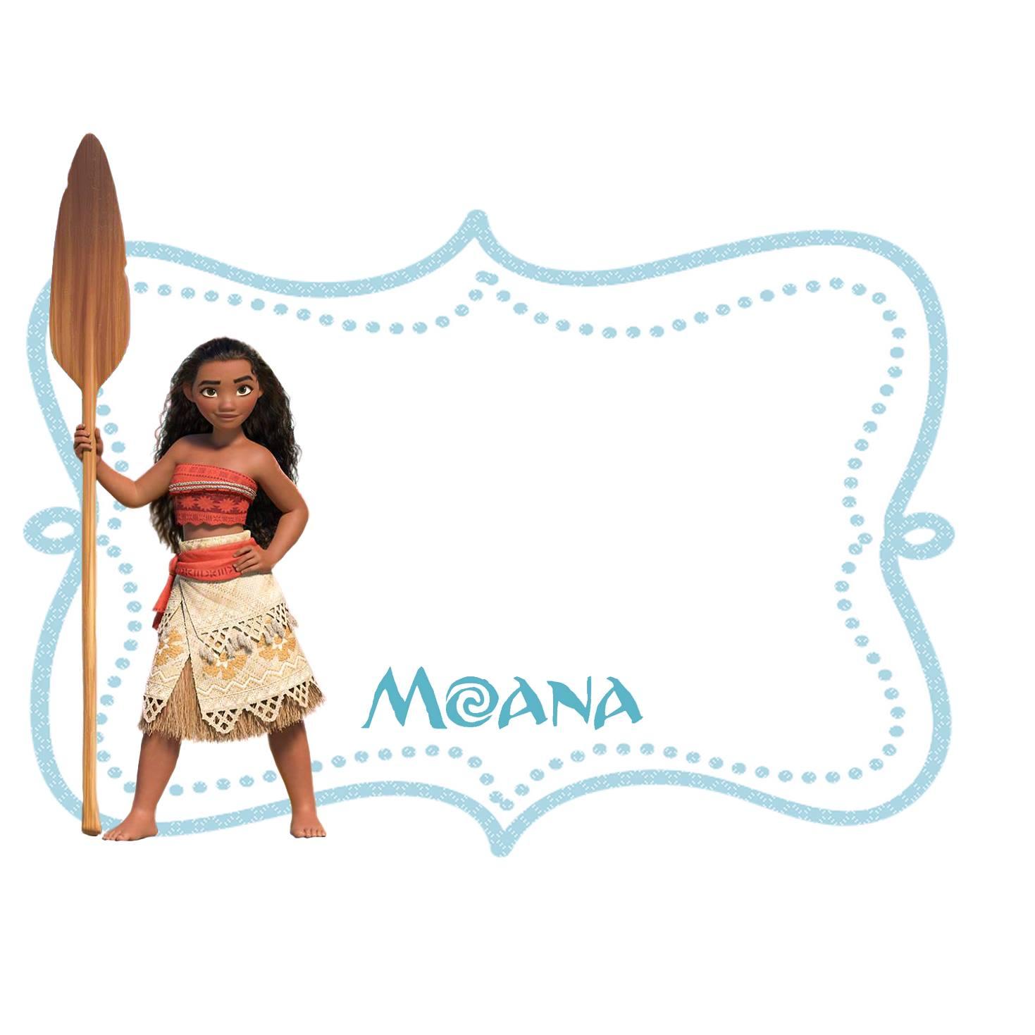 Frame Kit Moana