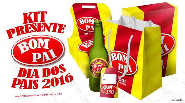 Kit Bom Pai Modelo