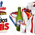 Kit Super Pai Camisa Grátis para Imprimir