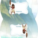 Maletinha Mini Kit Moana