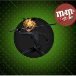Mini M&M Miraculous Cat Noir