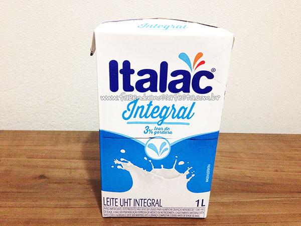 Passo 2 - Como fazer casinha de passarinho com caixa de leite