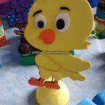 Pintinho Amarelinho Festa Infantil Galinha Pintadinha do Arthur