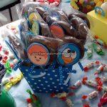 Pirulitos Festa Infantil Galinha Pintadinha do Arthur
