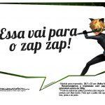 Plaquinhas Miraculous Cat Noir 12