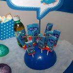 Plaquinhas divertidas Festa Infantil Galinha Pintadinha do Arthur
