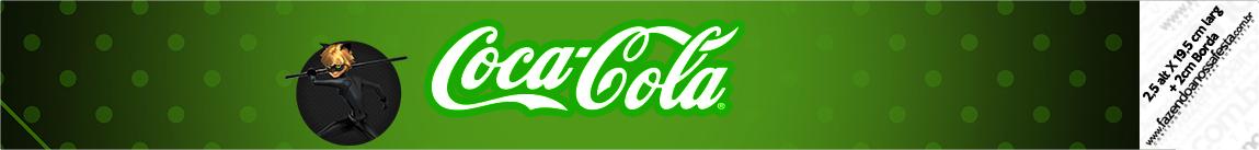 Rotulo Coca-cola Kit Festa Miraculous Cat Noir