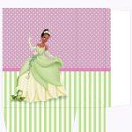 Sacolinha Princesa e o Sapo - Princesa Tiana - parte 2