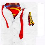 Sacolinha Surpresa Kit Super Pai Camisa - parte 1