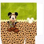 Sacolinha Surpresa Mickey Safari - parte 1
