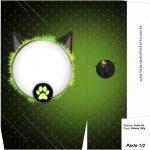 Sacolinha Surpresa Miraculous Cat Noir - parte 1
