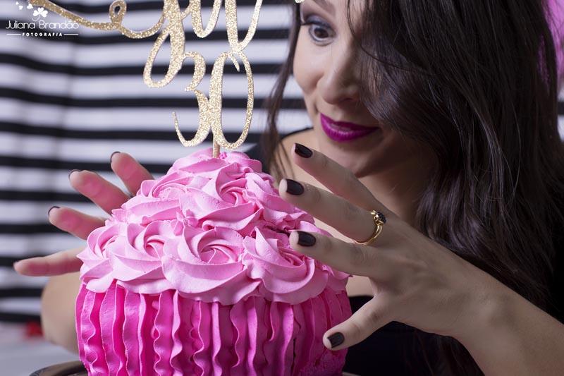 Smash the Cake 30 anos Juliana 10