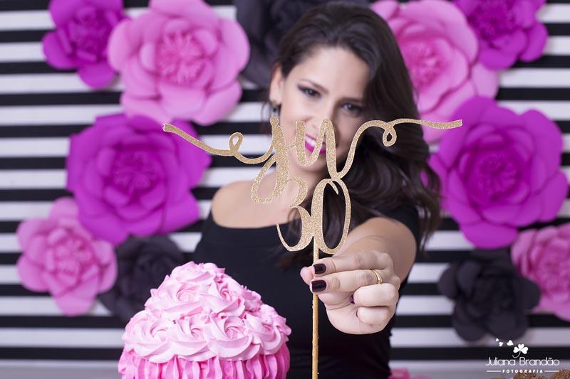 Smash the Cake 30 anos Juliana 15