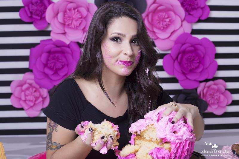 Smash the Cake 30 anos Juliana 21
