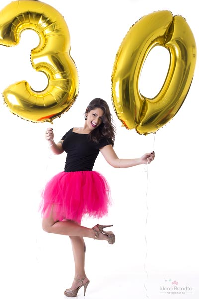 Smash the Cake 30 anos Juliana