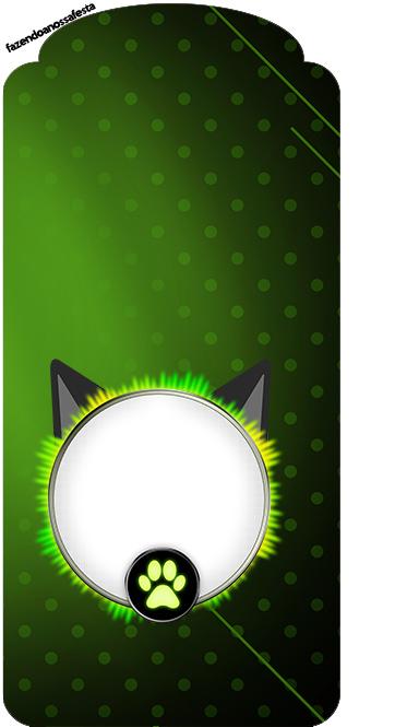 Tag Agradecimento Miraculous Cat Noir