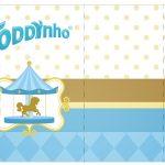 Toddynho Carrossel Azul