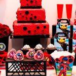 Tudo para festa Miraculous Ladybug