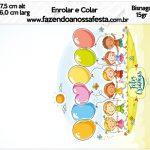 Bisnaga Brigadeiro 15gr Kit Dia das Crianças