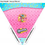 Caixa Piramide Shopkins