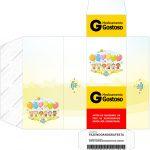 Caixa Remédio Kit Dia das Crianças