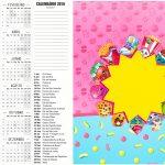 Calendario 2016 2 Shopkins