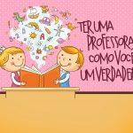 Cartão Prestígio Lembrancinha Dia dos Professores 7