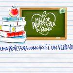 Cartão Prestígio Lembrancinha Dia dos Professores 6