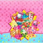 Cartao Shopkins