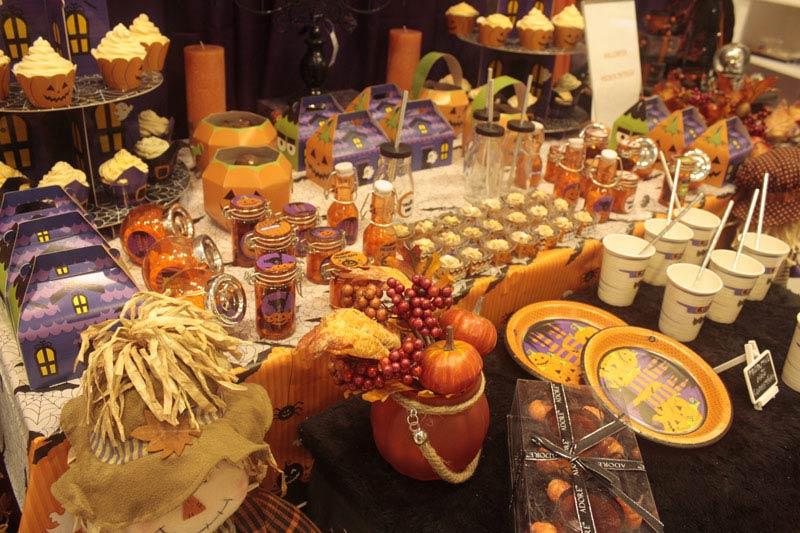 Tudo para festa Halloween de sucesso -> Decoração De Festas De Halloween