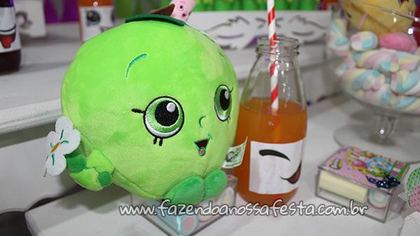 Detalhes Festa Infantil Shopkins