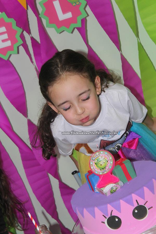 Festa Infantil Shopkins 11