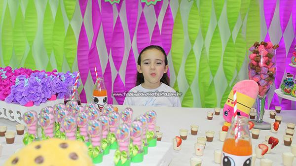 Festa Infantil Shopkins 2