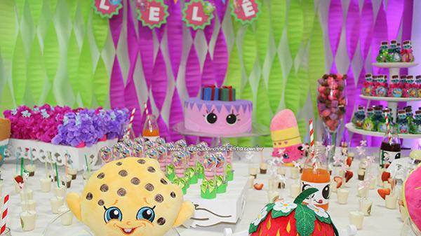 Festa Infantil Shopkins 3
