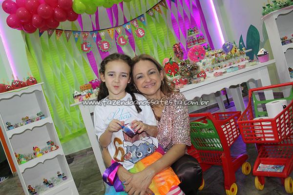 Festa Infantil Shopkins 6