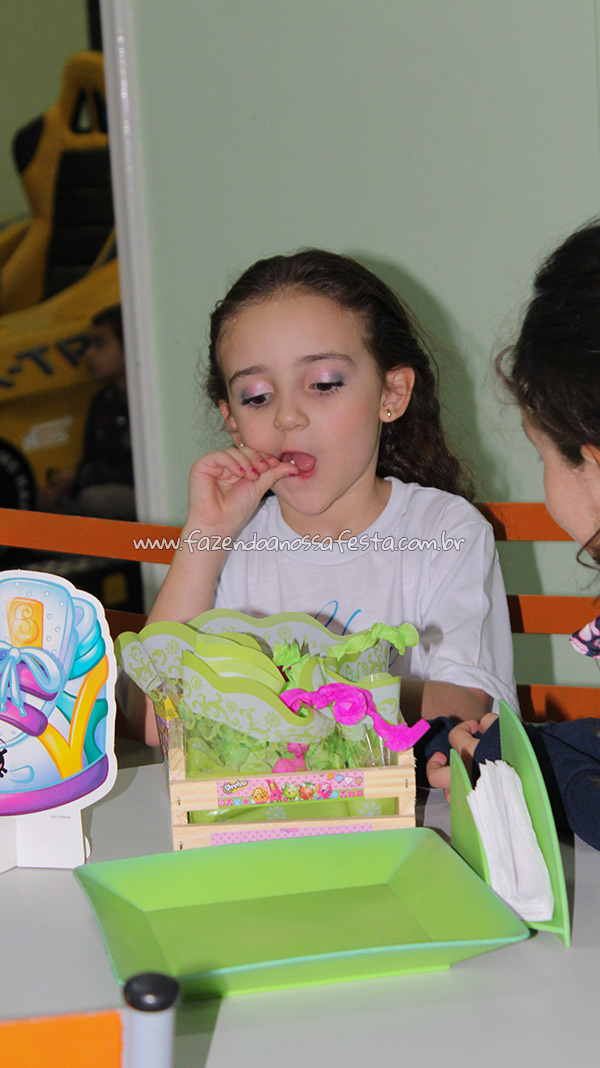 Festa Infantil Shopkins 7