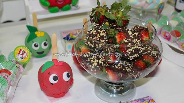 Festa Infantil Shopkins 9
