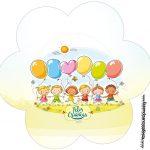 Flor Kit Dia das Crianças
