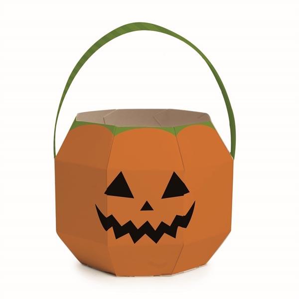 Halloween Chachepot Abóbora - Tudo para festa Halloween