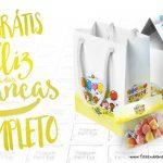 Kit Festa Dia das Crianças Grátis para Imprimir